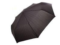 Мужской автоматический зонт doppler dop74367n-4 черный на три сложения