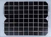 Универсальное солнечное зарядное устройство Solar board 10W 18V, Солнечная панель Solar board 10W