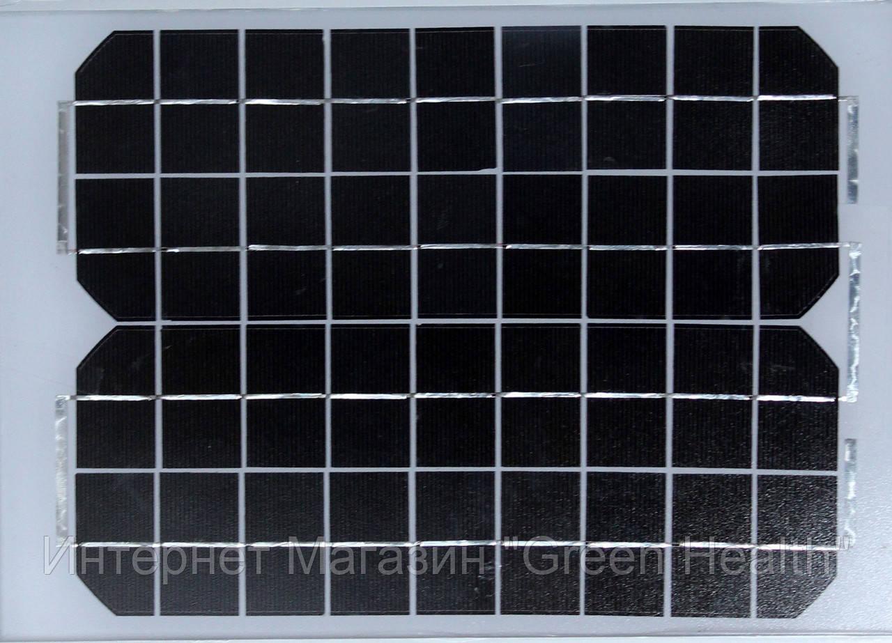 """Универсальное солнечное зарядное устройство Solar board 10W 18V, Солнечная панель Solar board 10W - Интернет Магазин """"Зефиръ""""  в Киеве"""