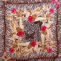 Шёлковый шейный женский платок venera c270089-16