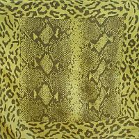 Платок шейный женский шелковый codello (КОДЕЛЛО) c270245-green
