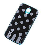 Чехол для Samsung i9500 Galaxy S4 Araree Polka Dots черный