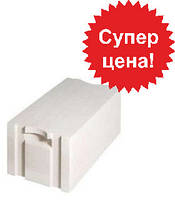 Газобетон Одесса AEROC 375*250*600 AEROC EcoTerm, Clasic паз/гребень, гладк