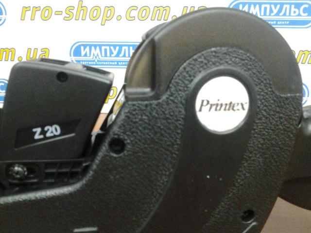 купить этикет пистолет printex z20