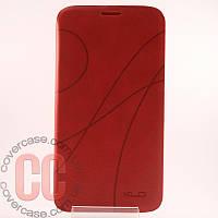 Чехол-книжка для Samsung Galaxy S5 G900H (i9600) (красный)