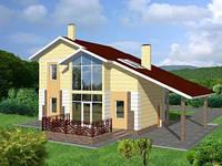 Проект дома «Влас»