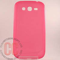 Чехол-накладка TPU для Samsung Galaxy Grand i9080 Duos i9082 (розовый)
