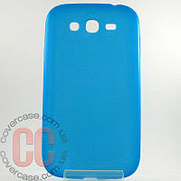 Чехол-накладка TPU для Samsung Galaxy Grand i9080 Duos i9082 (голубой)