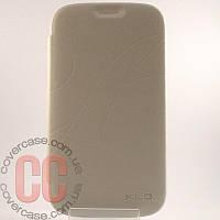 Чехол-книжка для Samsung Galaxy Grand i9080 Duos i9082 (белый)