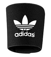 ДДержатели щитков Adidas, Адидас, черные, ф4261