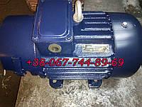 Крановый двигатель МТН 012-6, МТF 012-6