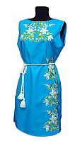 "Жіноче вишите плаття ""Кейрон"" (Женское вышитое платье ""Кейрон"") PN-0035"