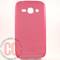 Чехол-накладка TPU для Samsung Galaxy Ace 3 duos s7272 (розовый)