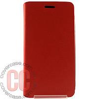 Чехол-книжка для Samsung Galaxy Core 2 Duos G355 (красный)