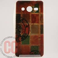 Чехол-накладка TPU для Samsung Galaxy Core 2 Duos G355 (рисунок 1)