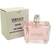 Тестер женская туалетная вода Versace Bright Crystal (Версаче Брайт Кристалл) 90 мл