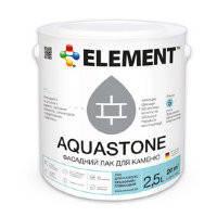 ELEMENT Aquastone лак для камня 0.75л