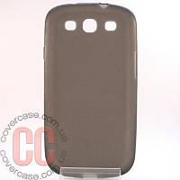 Чехол-накладка TPU для Samsung Galaxy Win i8552 (cерый)