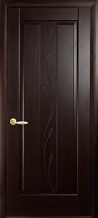 Межкомнатные двери Новый Стиль Премьера ПГ с гравировкой, фото 2