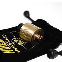 528 CUSTOM VAPES - GOON RDA 24 MM RDA - Brass, фото 1