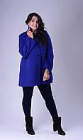 Кашемировое пальто женское, размер 50,52,54