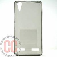 Чехол-накладка TPU для Lenovo A6000 K3 (серый 2)