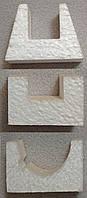 П - образный профиль конусный из пенопласта  (пенополистирола)