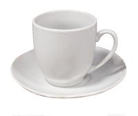 Чашка с блюдцем для эспрессо 90 мл