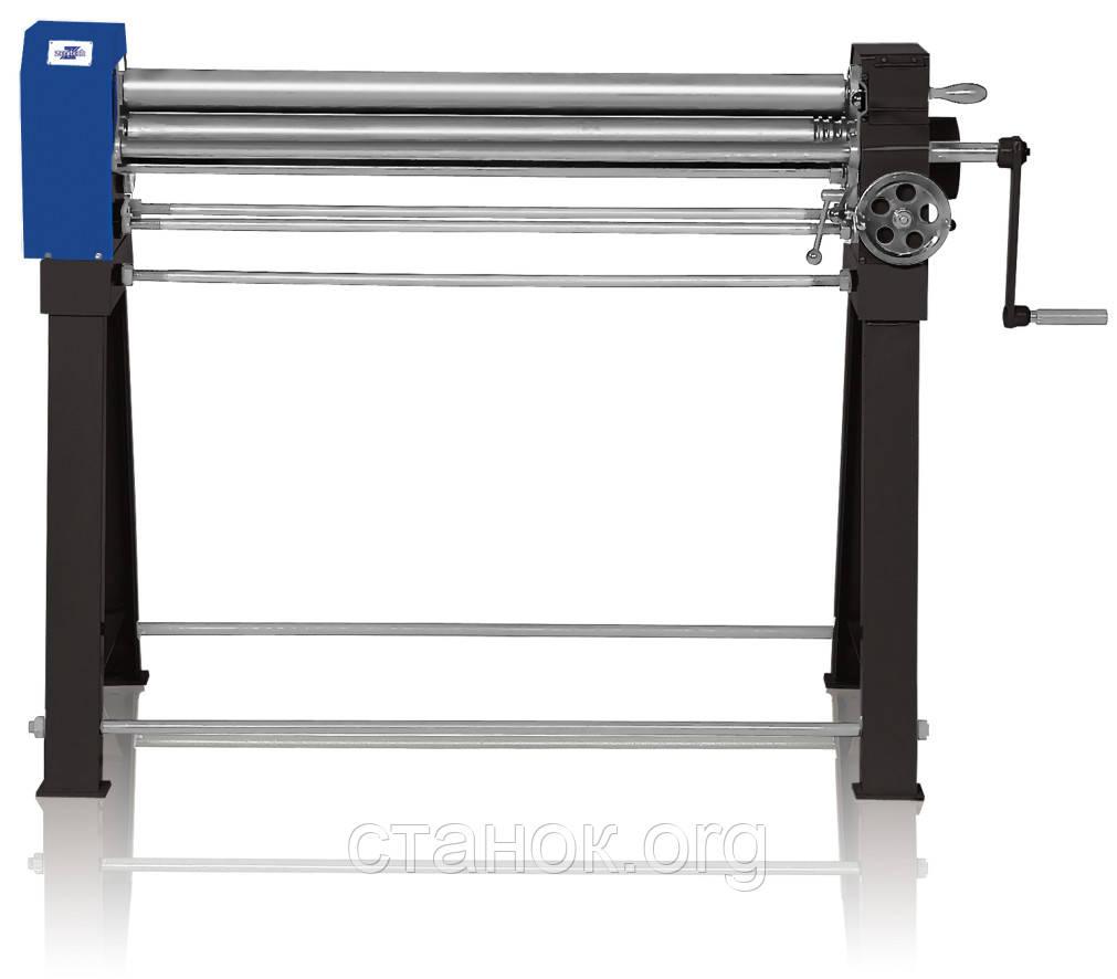 Zenitech RM 1020 - 2 вальцовочный станок прокатный стан вальцы зенитек рм 1020