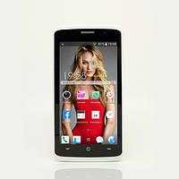 "Смартфон HTC Е5 3G экран 4,5"" 2х ядерный, 2 sim, в подарок бампер и пленка."