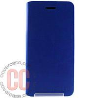 Чехол-книжка для Lenovo S90 (синий)