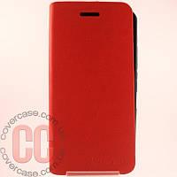Чехол-книжка для Lenovo S90 (красный)