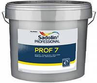 Краска для стен PROF 7 Sadolin, 10л.
