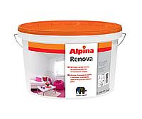 Краска дисперсионная ALPINA RENOVA для потолков, 2,5л