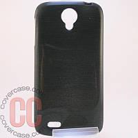 Чехол-накладка TPU для Lenovo S820 (черный)
