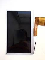 """Дисплей / матрица / экран FPC-B0E070Z-3H 7"""" 60 pin 800х480 dpi 165х104 мм"""