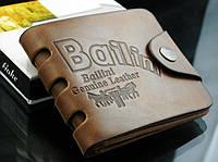 Кошелек мужской кожаный Bailini