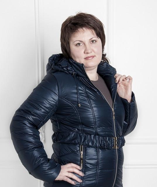 Куртки для полных дам