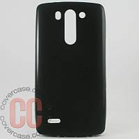 Чехол-накладка TPU для LG G3 Mini 3Gs (черный)
