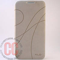 Чехол-книжка для LG L70 D320 (белый)
