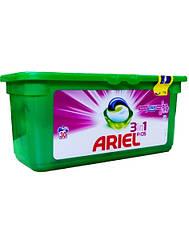 Капсулы для стирки Ariel 3in1 Touch of Lenor Fresh - 28 шт.
