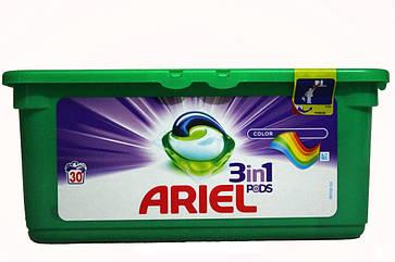 Капсулы для стирки Ariel 3in1 Color - 28 шт.