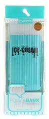 Портативная батарея Remax Power Bank Proda Ice Cream PPL-18 10000 mAh Mint (Оригинал)