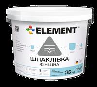 ELEMENT финишная шпатлевка  3,5кг