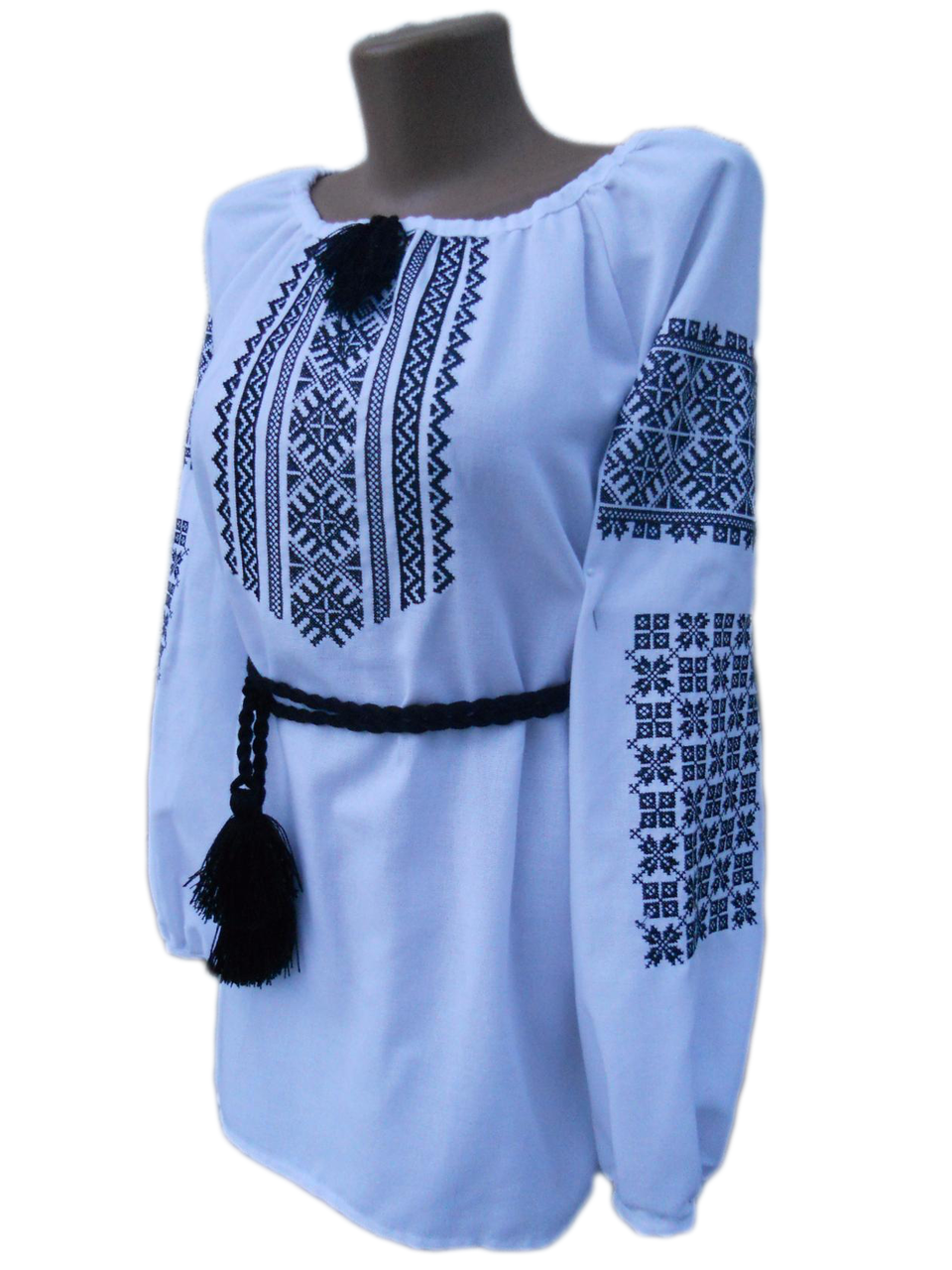 """Женская вышитая рубашка """"Ернол"""" BN-0085"""