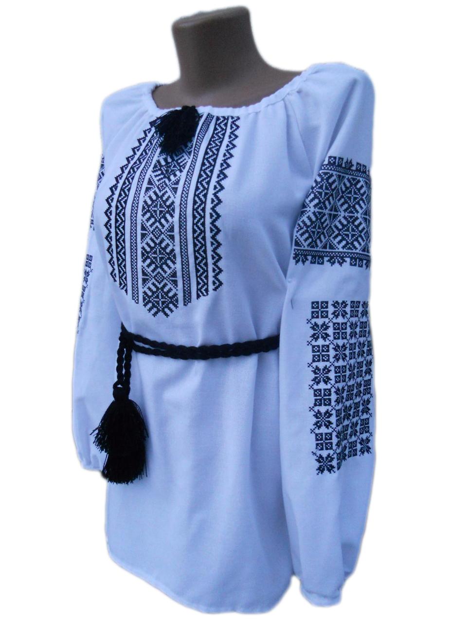 """Жіноча вишита сорочка (блузка) """"Ернол"""" (Женская вышитая рубашка (блузка) """"Ернол"""") BN-0085"""