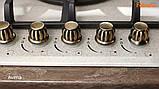 Газовая встраиваемая поверхность Fabiano FHG-R 10-55 VGH-T Cream, фото 3