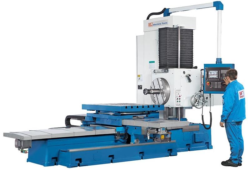 BO 110 CNC Горизонтально-розточний верстат з ЧПУ