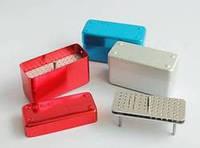 Стерилизатор для турбинных боров и эндодонтии (красный)