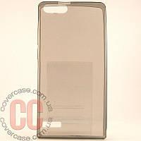 Чехол-накладка TPU для Huawei G6 (черный)